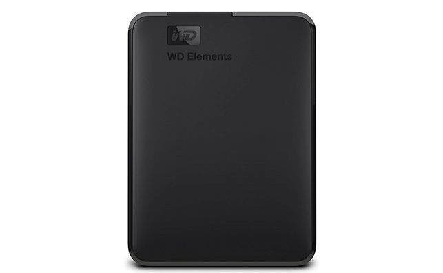 wd elements 5TB Amazon