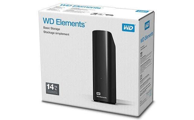 wd elements desktop amazon