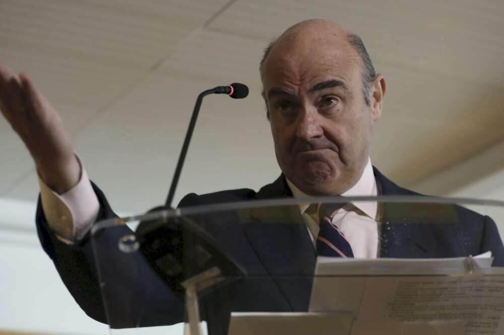 Luis de Guindos, vicepresidente del BCE /EFE