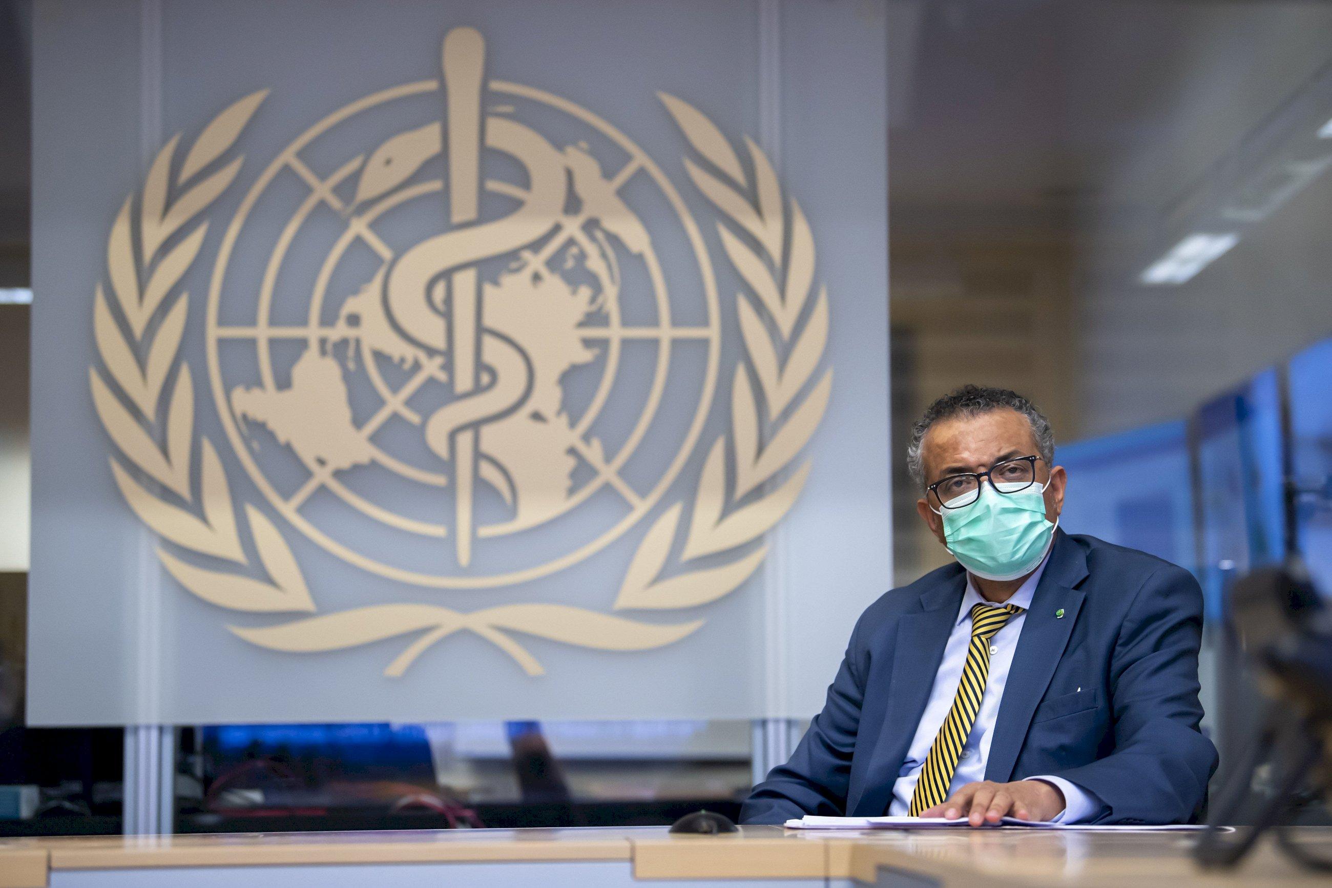 El director general de la Organización Mundial de la Salud (OMS), Tedros Adhanom Ghebreyesus | EFE/EPA/MARTIAL TREZZINI/Archivo