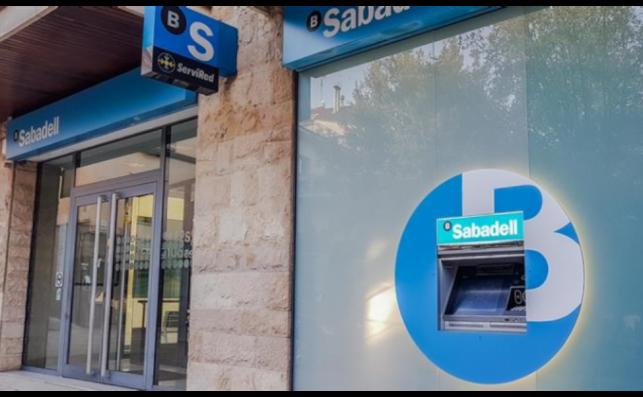 Oficina de Banc Sabadell