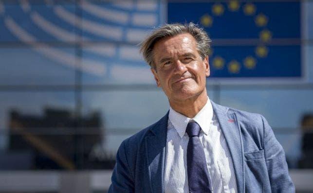 El eurodiputado socialista, Juan Fernando López Aguilar.