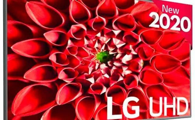 TV LG 75UN81006LB