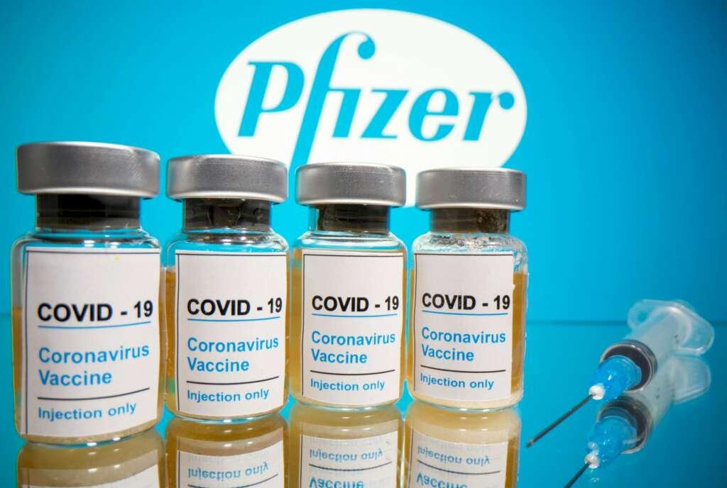 El contrato exime a Pfizer de responsabilidad si su vacuna causa algún daño