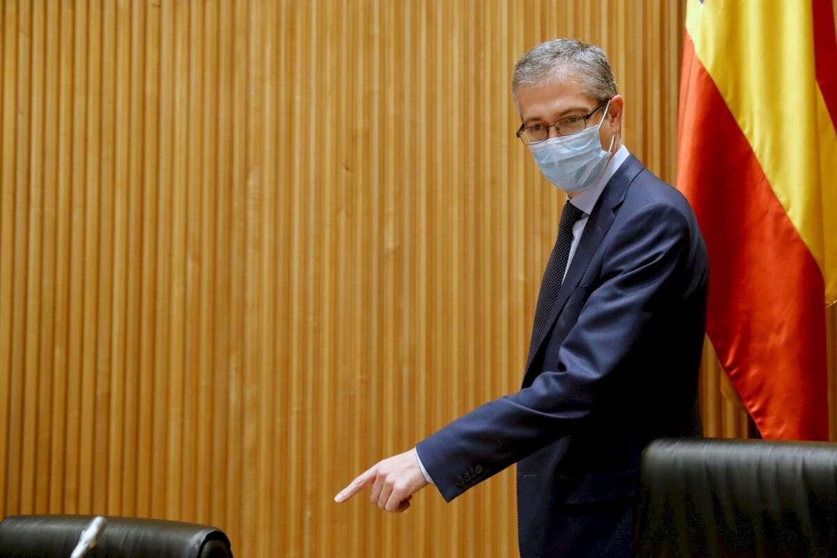 El Gobernador del Banco de España, Pablo Hernández de Cos. EFE/Zipi/Archivo