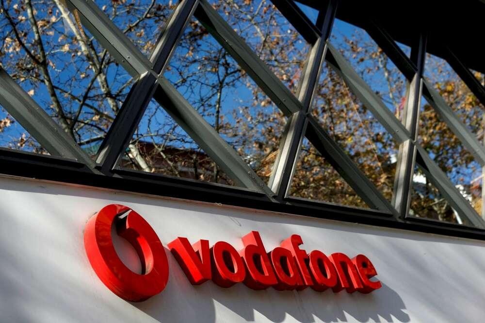 Vodafone España. EFE/Javier Lizón