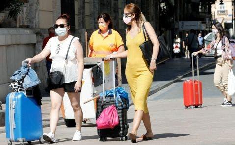 El turismo internacional pierde 55.800 millones en gasto turístico internacional durante los primeros nueve meses del año por el coronavirus