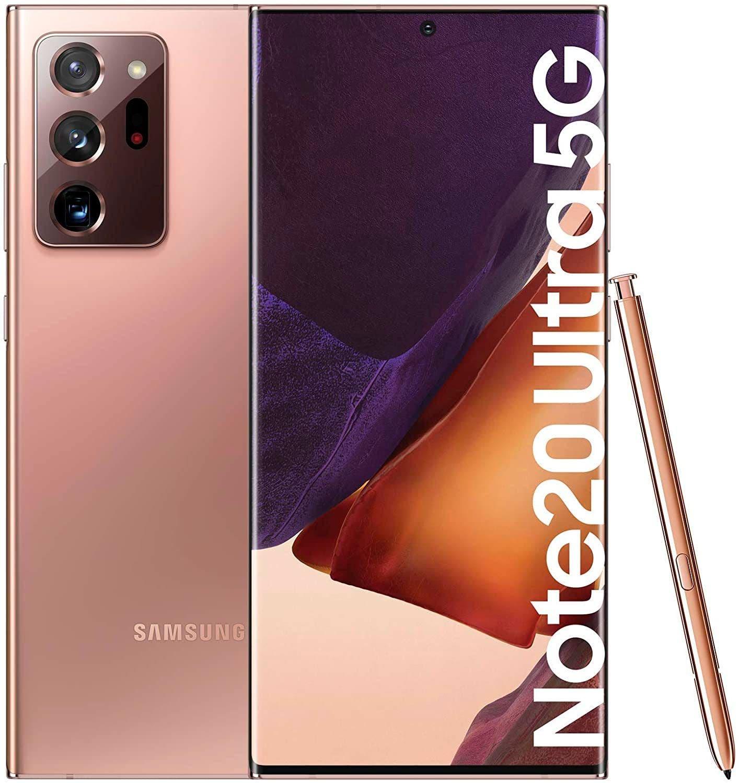 3 Amazon Smartphone Samsung Galaxy Note20 Ultra 5G