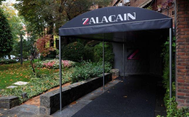 El coronavirus cierra el Zalacaín, primer restaurante español con tres estrellas michelín