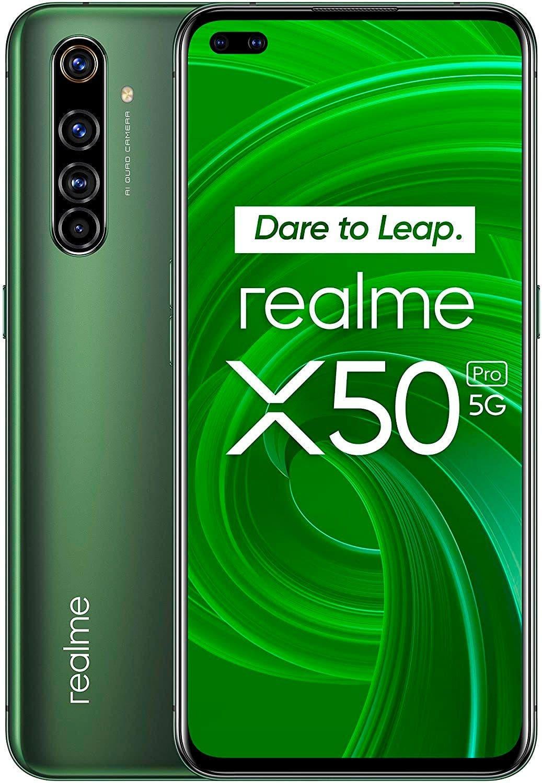 5 Amazon Smartphone realme X50 Pro