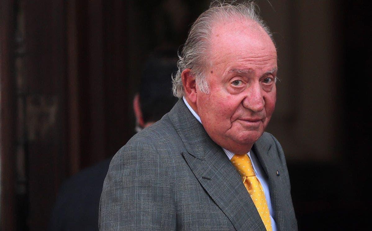 Hacienda solicita los pagos de Juan Carlos I tras el escrito de Fiscalía. En la imagen, el rey eérito en una foto de archivo./ EFE