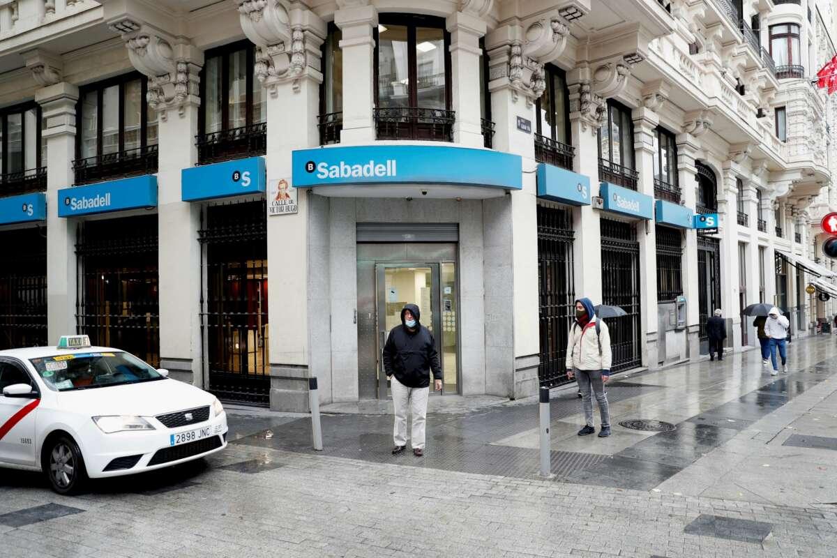 Sucursal de Banc Sabadell