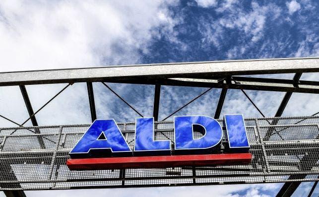 Un supermercado de la cadena low cost Aldi.