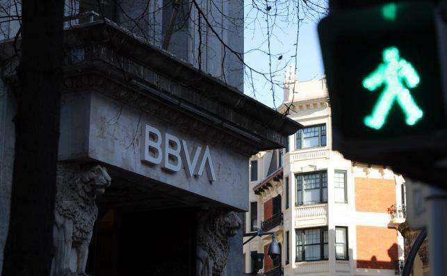 Sede central del BBVA en Bilbao (Vizkaya) / EFE