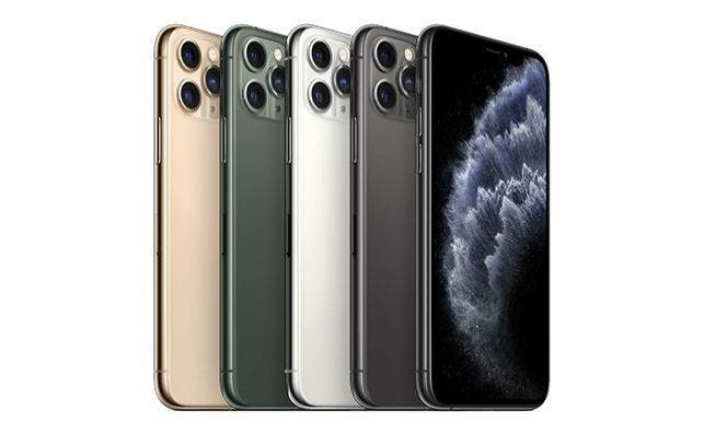 Apple iPhone 11 Pro — Fotografía: Apple