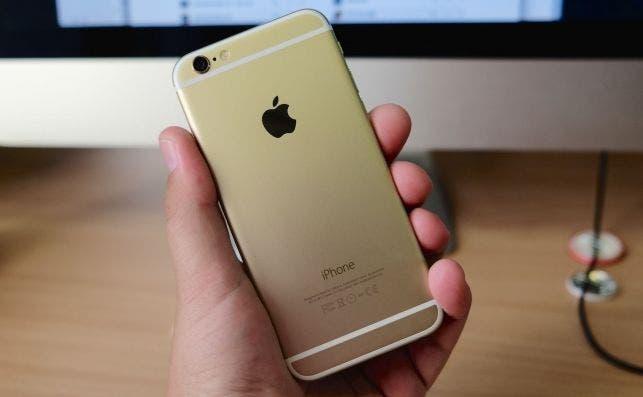 Imagen de archivo de un iPhone 6 | Apple