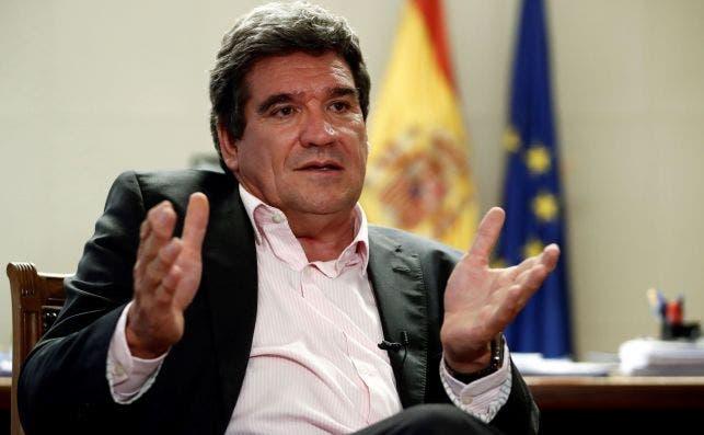 El ministro de Seguridad Social, José Luis Escrivá, niega el alud de ERTEs que, según los trabajadores del SEPE, colapsan sus oficinas a niveles de marzo