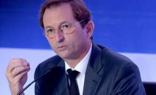 Bertrand Camus, consejero delegado de Suez. Getty Images
