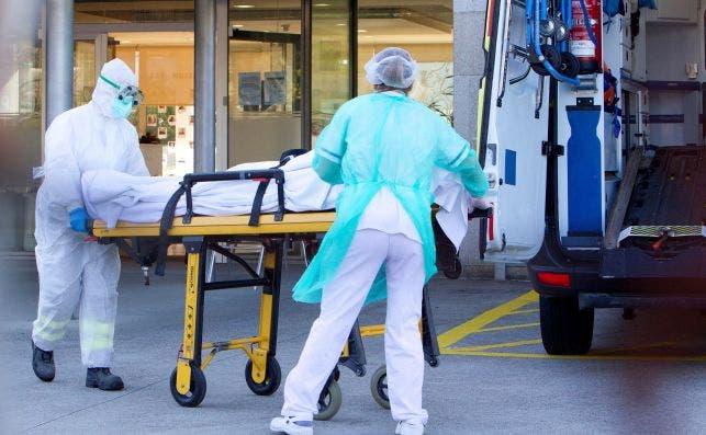 España registra la mayor tasa de exceso de mortalidad de toda Europa durante el primer tramo de la pandemia de coronavirus. EFE/Archivo