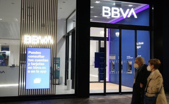oficina de BBVA / EFE