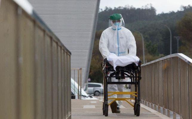 Galicia supera el millar de muertes por coronavirus