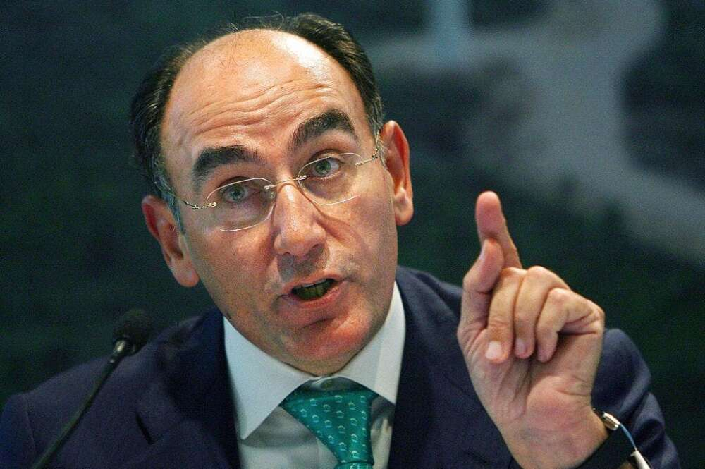 Ignacio Sánchez Galán, presidente de Iberdrola. EFE