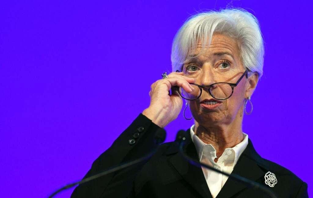 La presidenta del BCE, Christine Lagarde, advierte sobre las consecuencias económicas de condonar deuda por la pandemia
