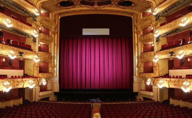 Imagen del Gran Teatre del Liceu, que podría cerrar sus puertas por las restricciones de aforo / Liceu (Facebook)