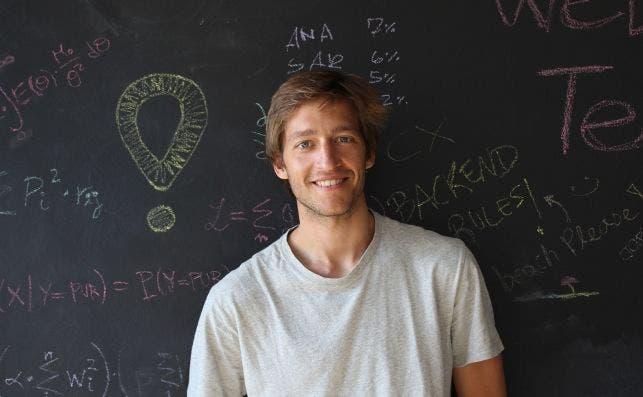 Oscar Pierre, CEO de Glovo