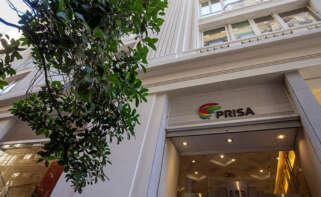 Imagen de los exteriores de la sede de Prisa