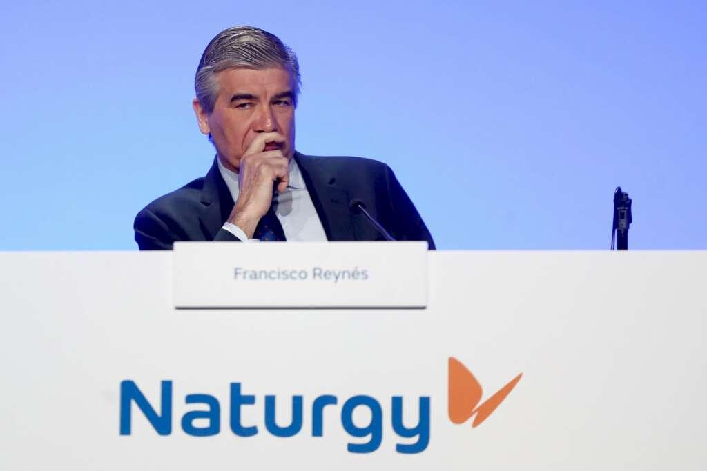 Francisco Reynés, presidente de Naturgy. EFE