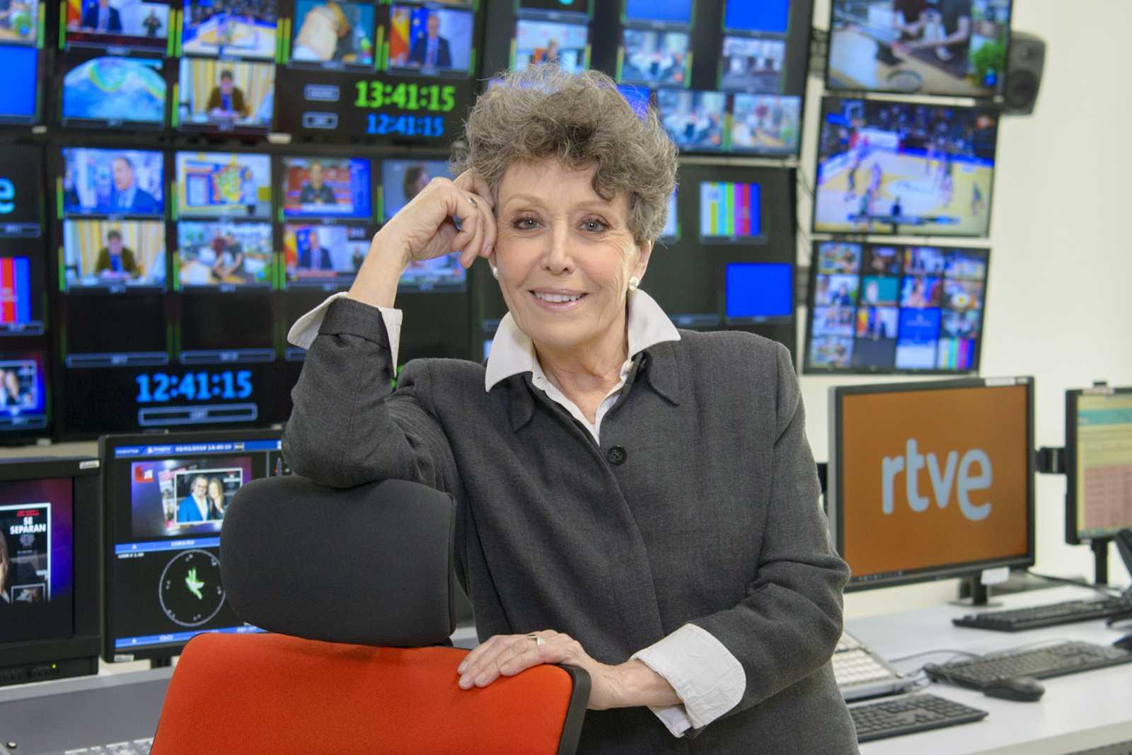 La administradora provisional única de RTVE desde julio de 2018, Rosa María Mateo | RTVE/Archivo