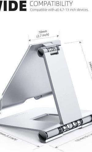 Soporte tablet multiángulo Lamicall