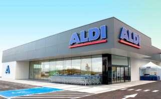 Imagen de un supermercado de Aldi / Aldi