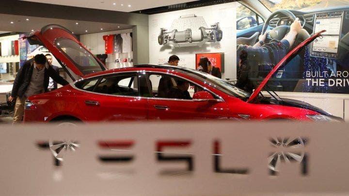 Tesla se convierte en el fabricante de coches más valioso del mundo tras superar a Toyota en bolsa./ EFE