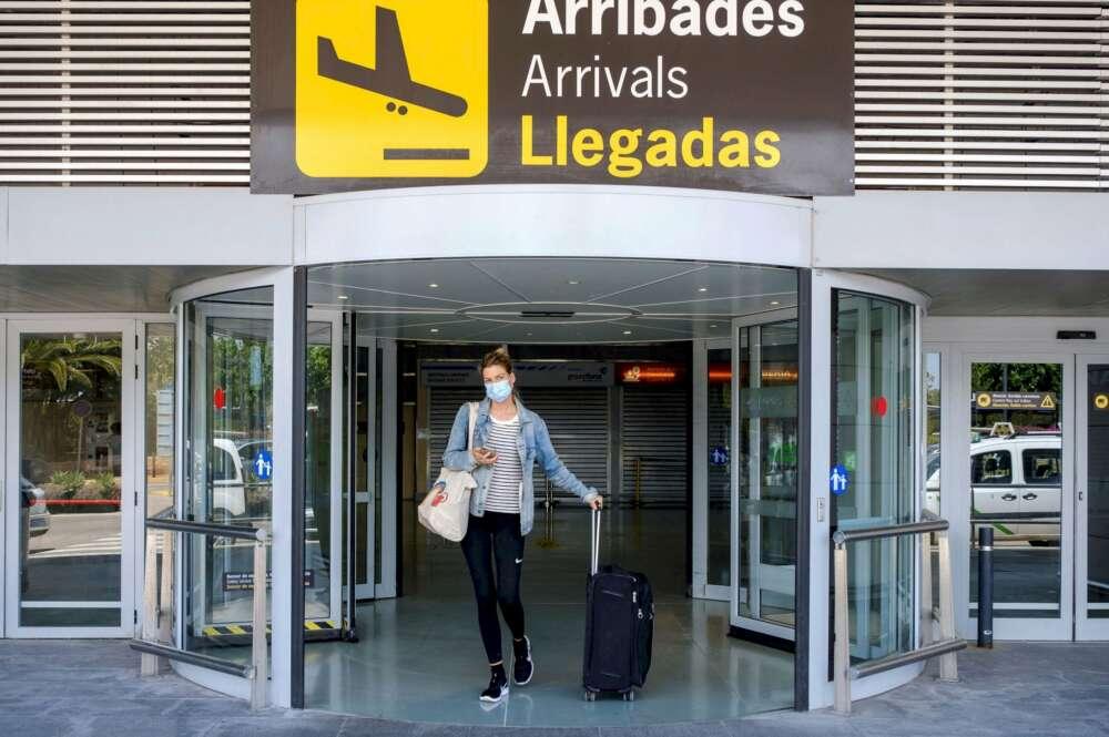El turismo en España no verá la luz hasta 2023 por la crisis del coronavirus./ EFE