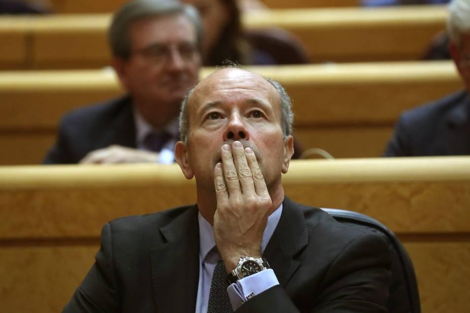 El ministro de Justicia, Juan Carlos Campo | EFE