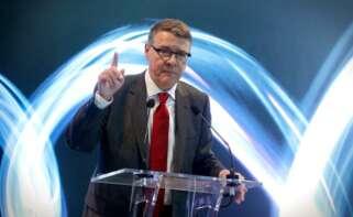 El expresidente de Red Eléctrica y exministro Jordi Sevilla. EFE