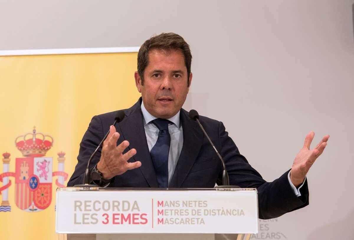 El presidente de CEPYME, Gerardo Cuerva, reelegido al frente de la patronal.