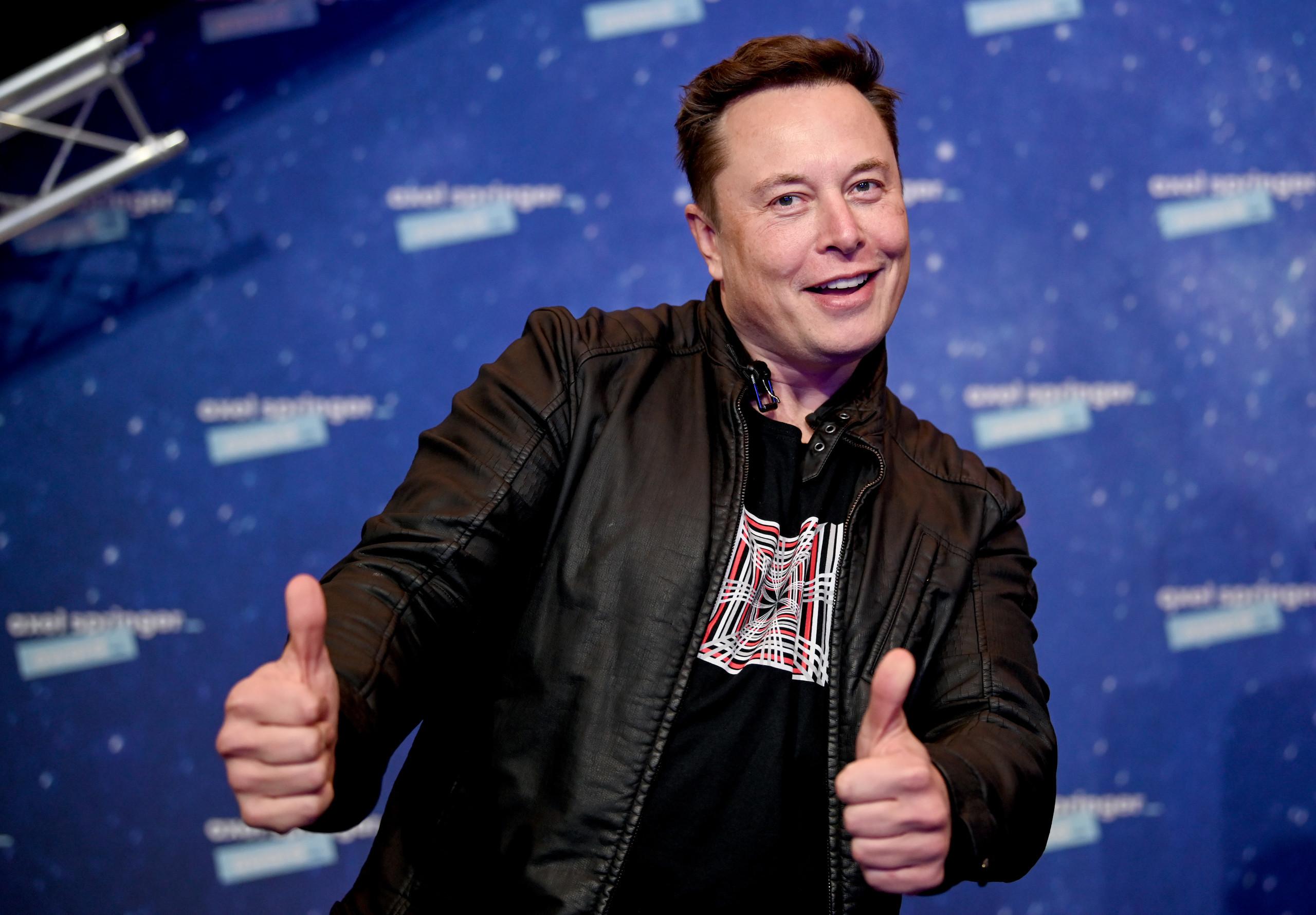 Elon Musk./ EFE