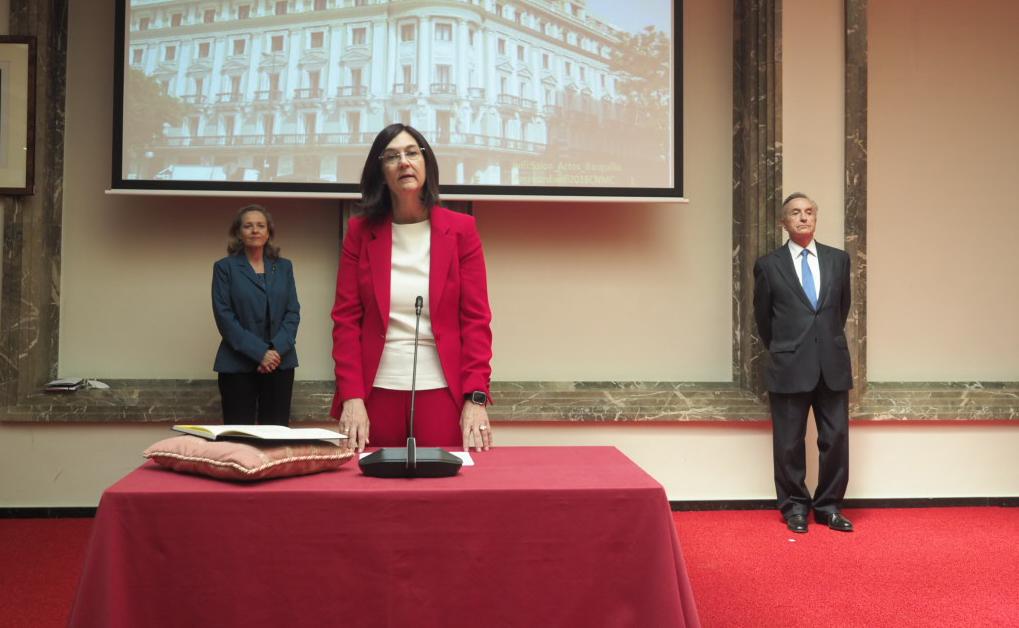 Cani Fernández, presidenta de la CNMC. Imagen: CNMC