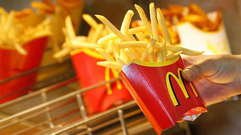 Patatas de McDonald's