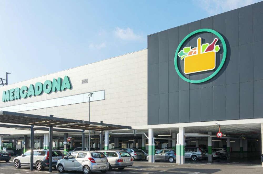 Imagen de un establecimiento de Mercadona que comercializa la infusión de hinojo