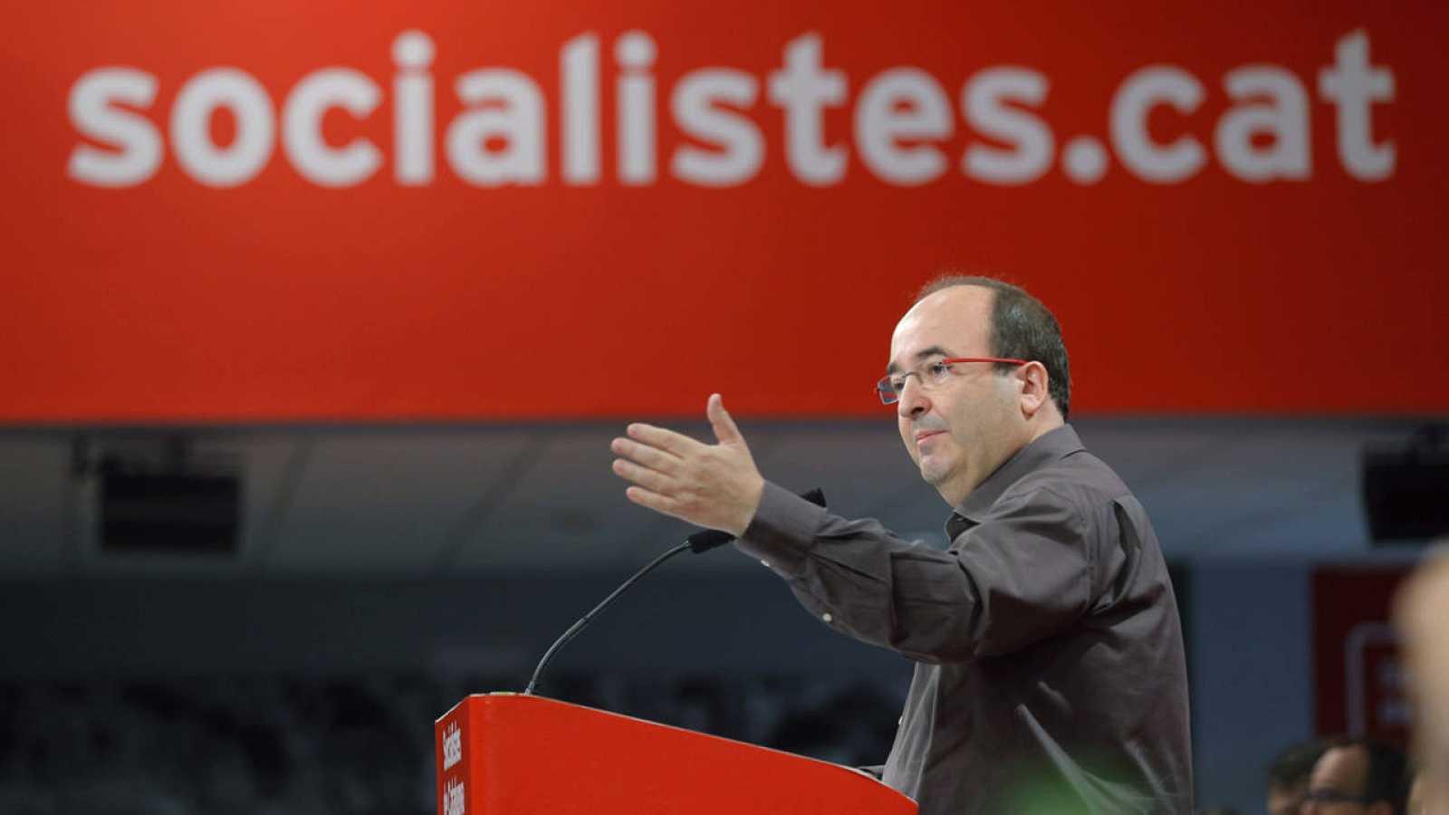 Miquel Iceta./ EFE