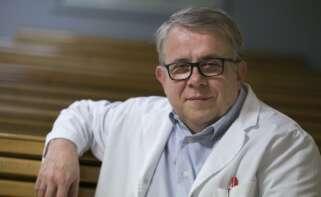 Jaume Padrós, presidente del Colegio de Médicos de Barcelona./ COMB