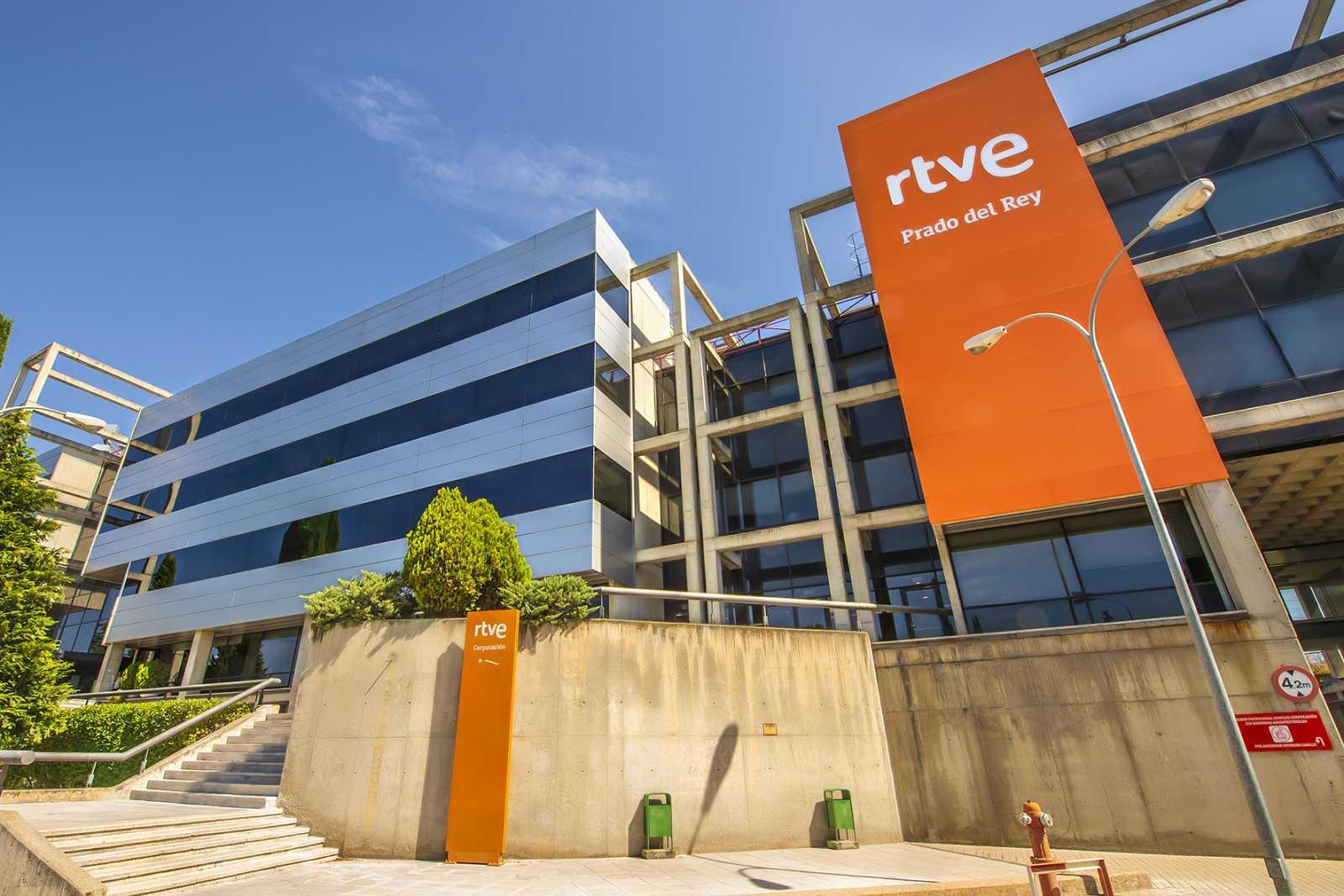 La sede de RTVE de Prado del Rey, en Madrid | RTVE/Archivo