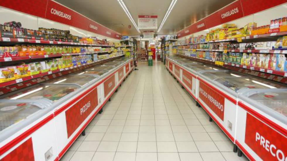 Un supermercado de Día, que tiene el mejor yogur de supermercado según la OCU