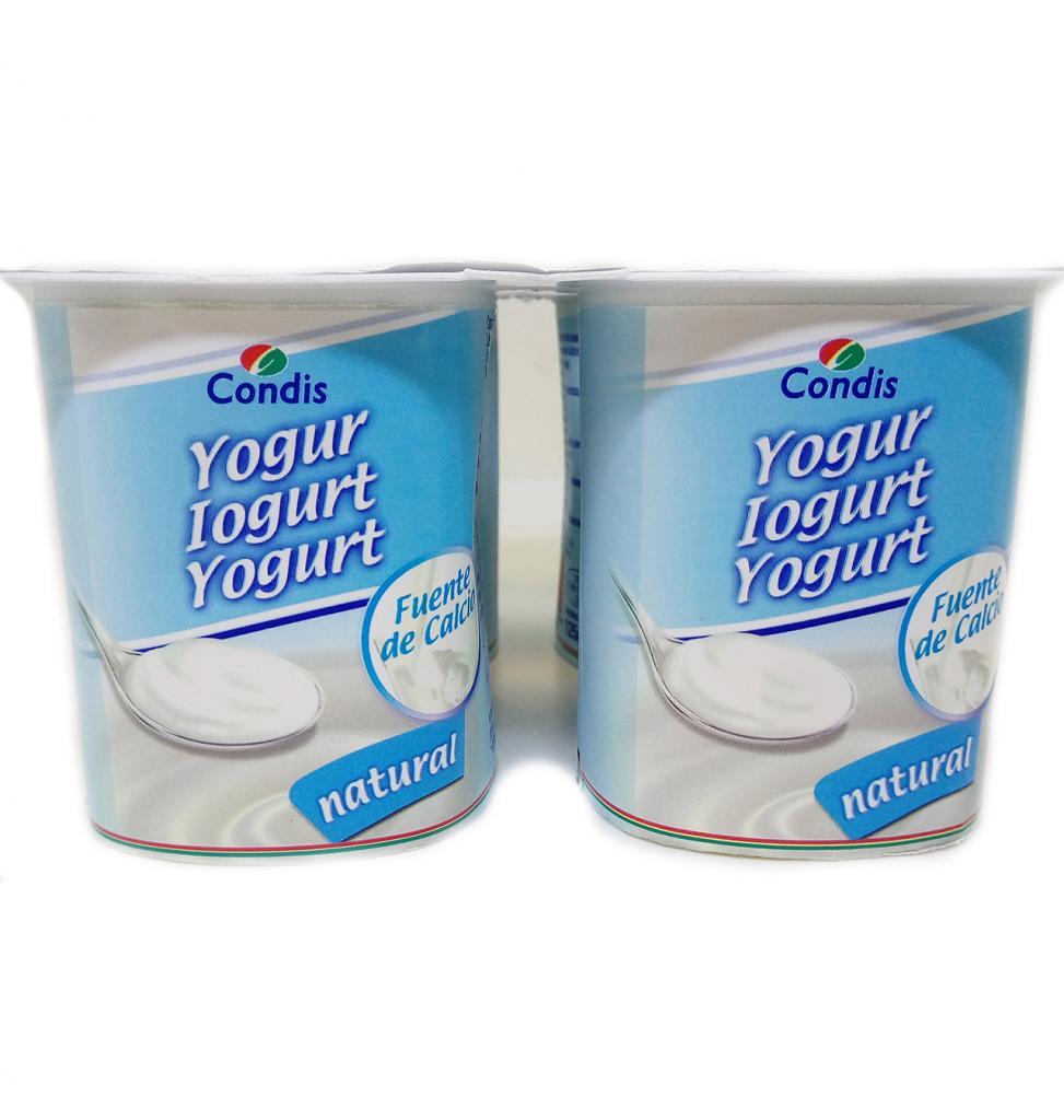 Lácteos de Condis, el cuarto mejor yogur de supermercado según la OCU