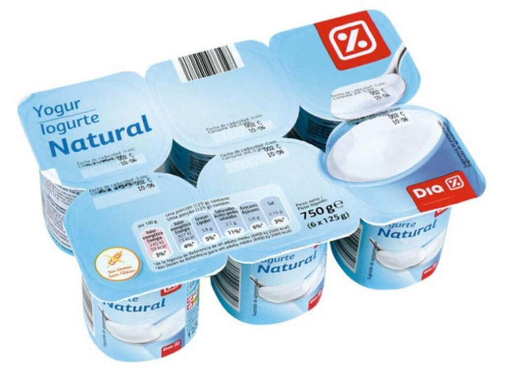 Yogur de día, el mejor yogur de supermercado según la OCU