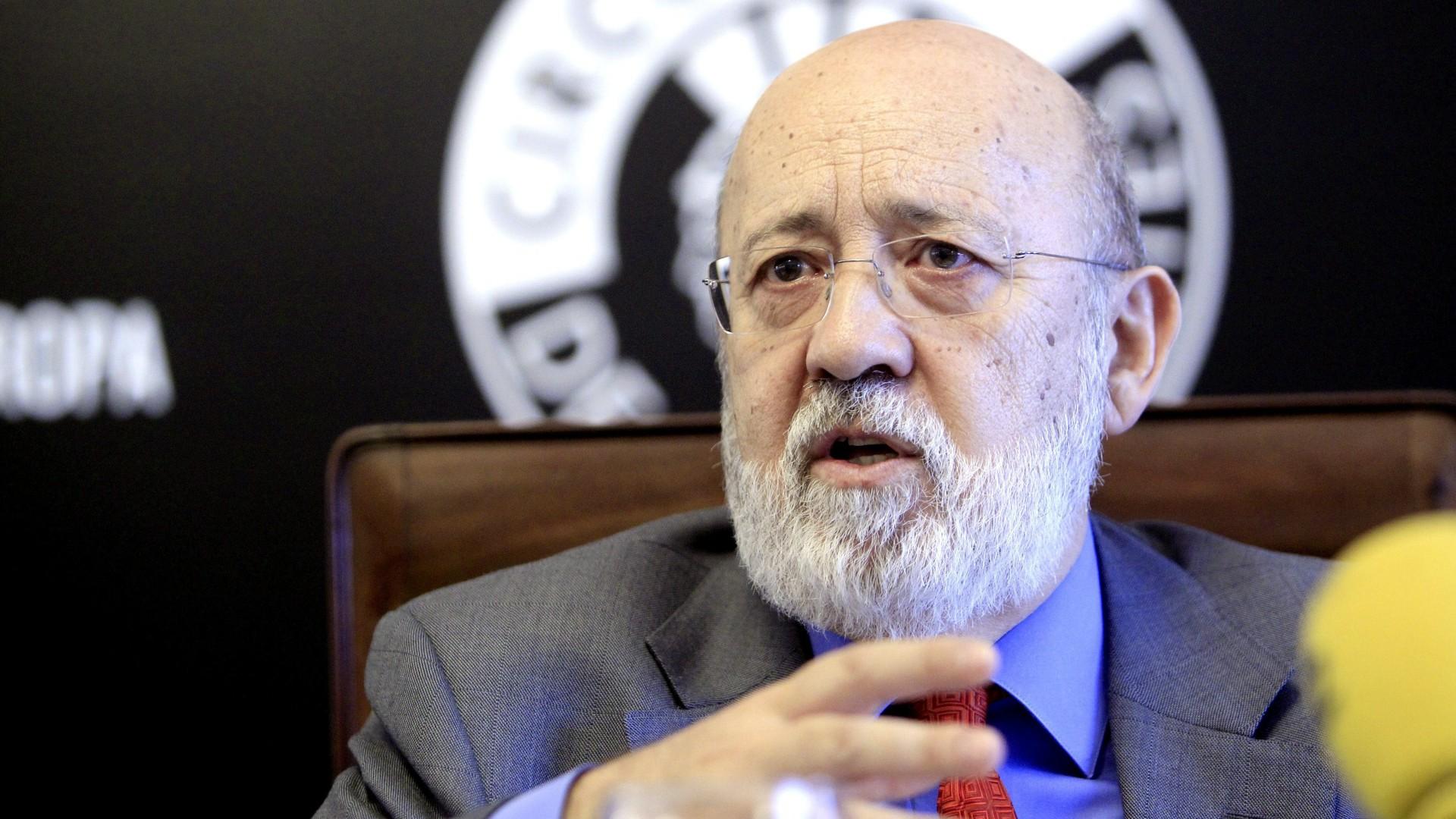 José Félix Tezanos, presidente del Centro de Investigaciones Sociológicas./ EFE